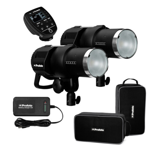 Kit Profoto B1 air TTL 500x2 + Air Remote TTL