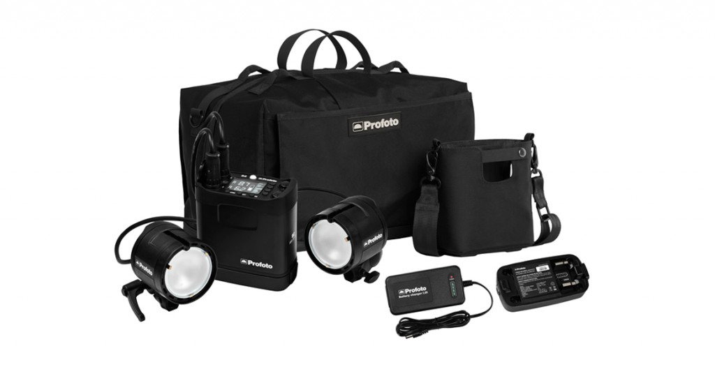 "Kit flash autónomo Profoto B2 TTL ""To Go"""