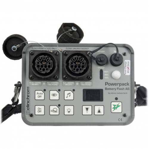 Detalle de la batería asimétrica Ranger Speed ASRX