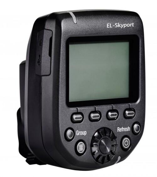 Emisor maestro Elinchrom El-Skyport Transmitter HS Plus