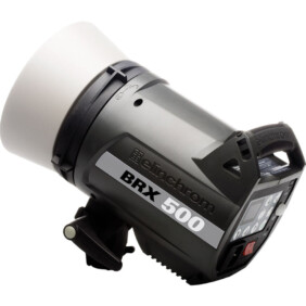 Flash de estudio BRX 500 de 500W