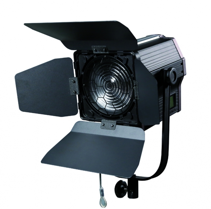 Foco Fresnel Tecnolog 237 A Led Pro De 100w Con Dmx