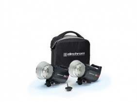 Kit 2 flashes Elinchrom ELC PRO HD 1000