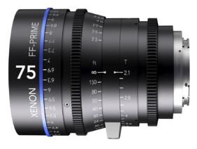 Schneider Xenon FF Prime XN 75mm F2.1