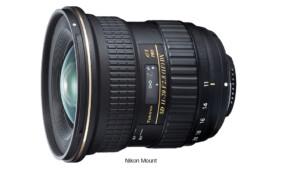 Tokina SD 11-20mm F2.8 ATX PRO para Nikon