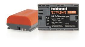 Batería Hänhel extreme Li-Ión HLX E6 superior a Canon LP-E6