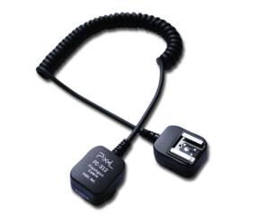 Cable TTL para Nikon de hasta 10 metros