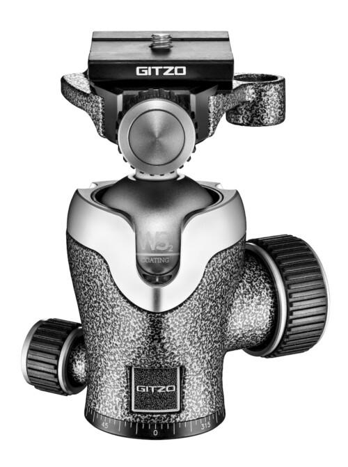 Vista frontal Gitzo GH 1382 QD