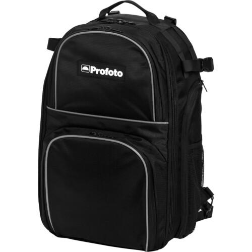 Mochila Profoto Backpack M fabricada en Nylon negro
