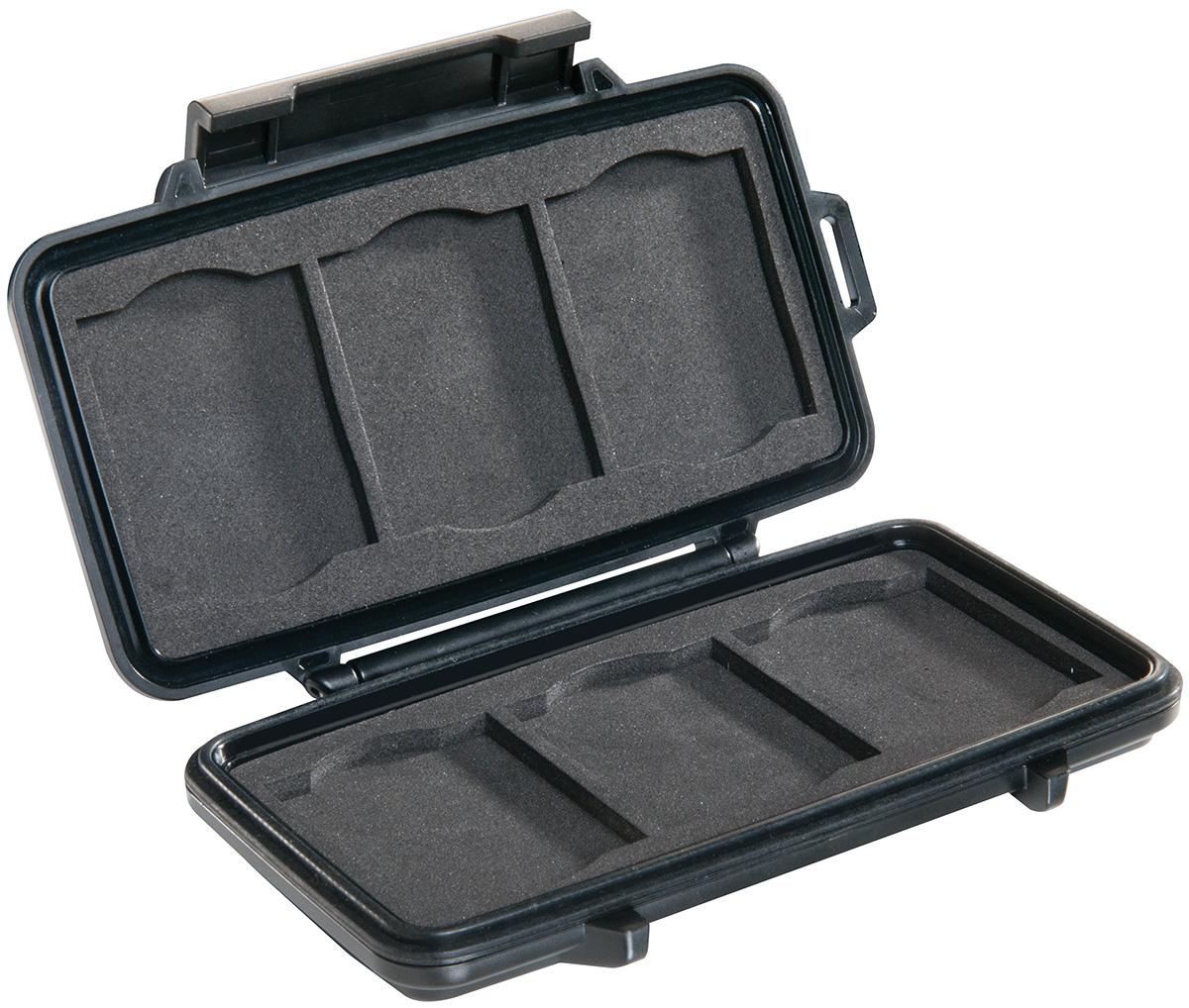 Estuche para tarjetas Compact Flash Pelican 0945 con foam interior
