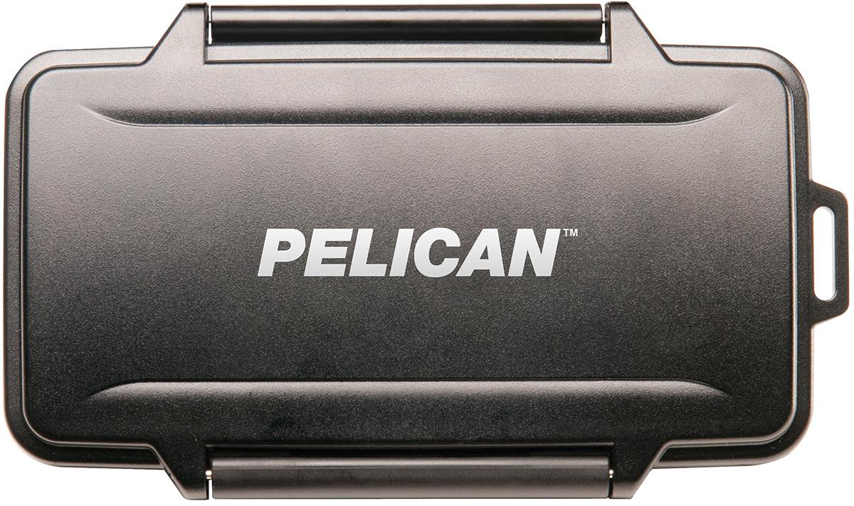 Estuche para tarjetas Compact Flash Pelican 0945 vista superior