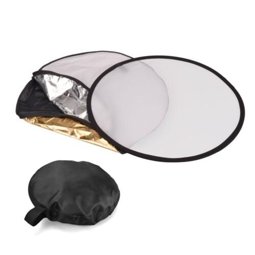Reflector 5 en 1 plegable con bolsa de transporte