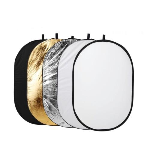 Reflector ovalado plegable de diferentes medidas