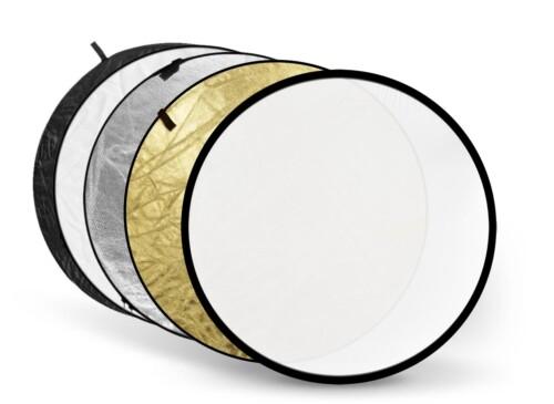Reflector rebote circular 5 en 1