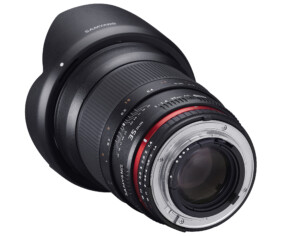 Samyang 35mm F1.4 AS UMC para todas las monturas