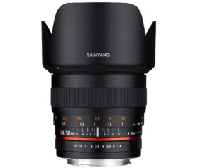 Samyang 50mm F1.4 AS UMC para todas las monturas