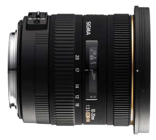 Sigma 10-20mm F3.5 EX DC HSM vista horizontal