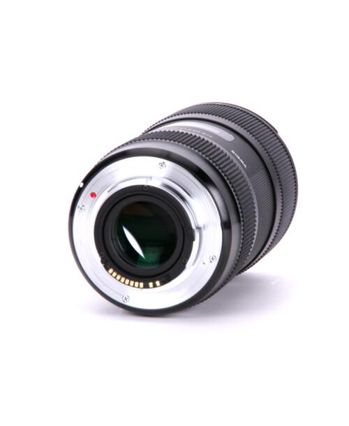 Sigma 18-35mm F1.8 ART vista trasera