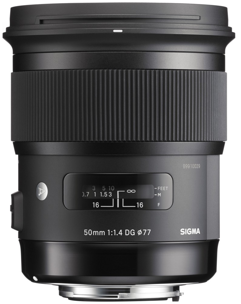 Sigma 50mm F1.4 DG HSM ART para diferentes monturas
