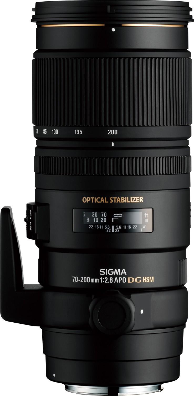 Sigma 70-200mm F2.8 EX DG APO OS HSM
