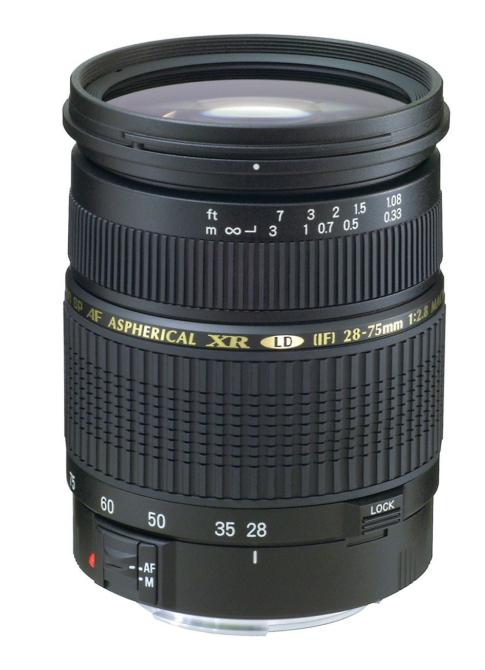Tamron SP 28-75mm F2.8 XR Di LD [IF] Macro para Canon Nikon o Sony