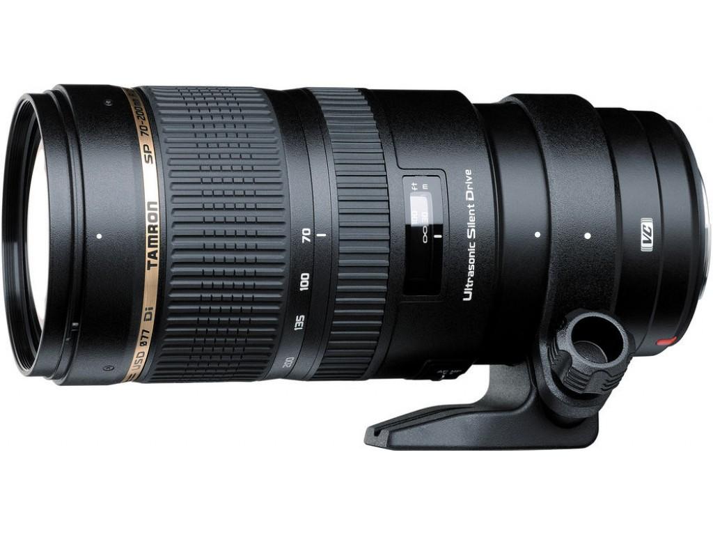 Tamron SP 70-200 F2.8 Di VC USD para Canon, Nikon o Sony