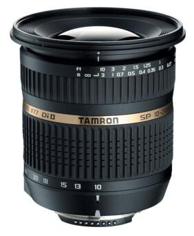 Tamron SP AF 20-24mm F3.5-4.5 Di-II IF para Canon, Nikon o Sony