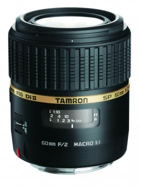 Tamron SP AF 60mm F2 Di-II Macro IF 1:1 para Canon, Nikon o Sony