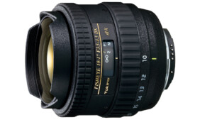 Tokina 10-17mm F3.5-4.5 ATX APS-C para Canon o Nikon