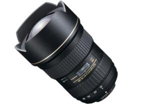 Tokina 16-28mm F2.8 ATX PRO FX a 45º