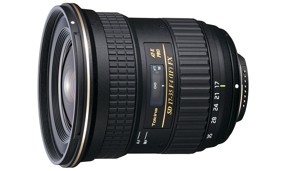 Tokina SD 15-35mm F4 ATX PRO FX para Canon o Nikon