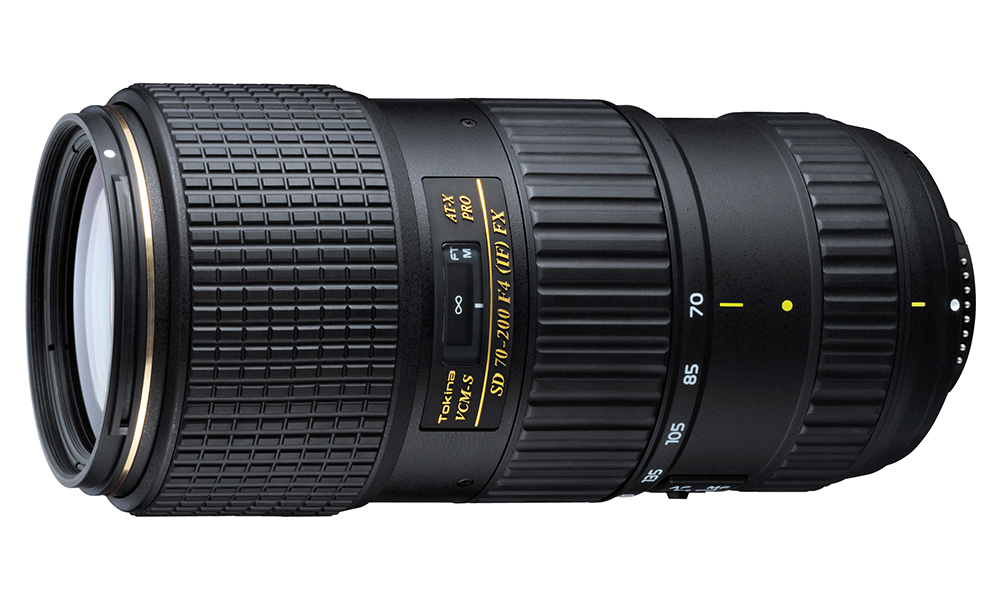 Tokina SD 70-200mm F4 AT-X PRO IF FX VCM-S