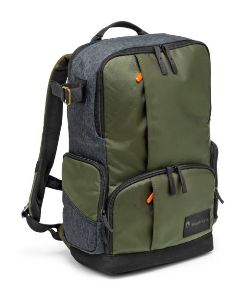 Mochila Manfrotto Street Backpack DSLR cerrada