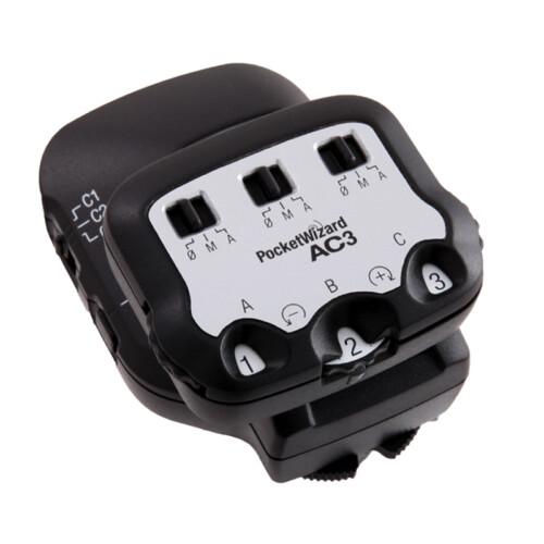 PocketWizard Zone Controller AC3 para Canon o Nikon