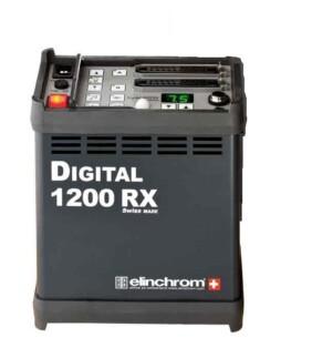 Generador Elinchrom 1200 RX Simétrico Digital