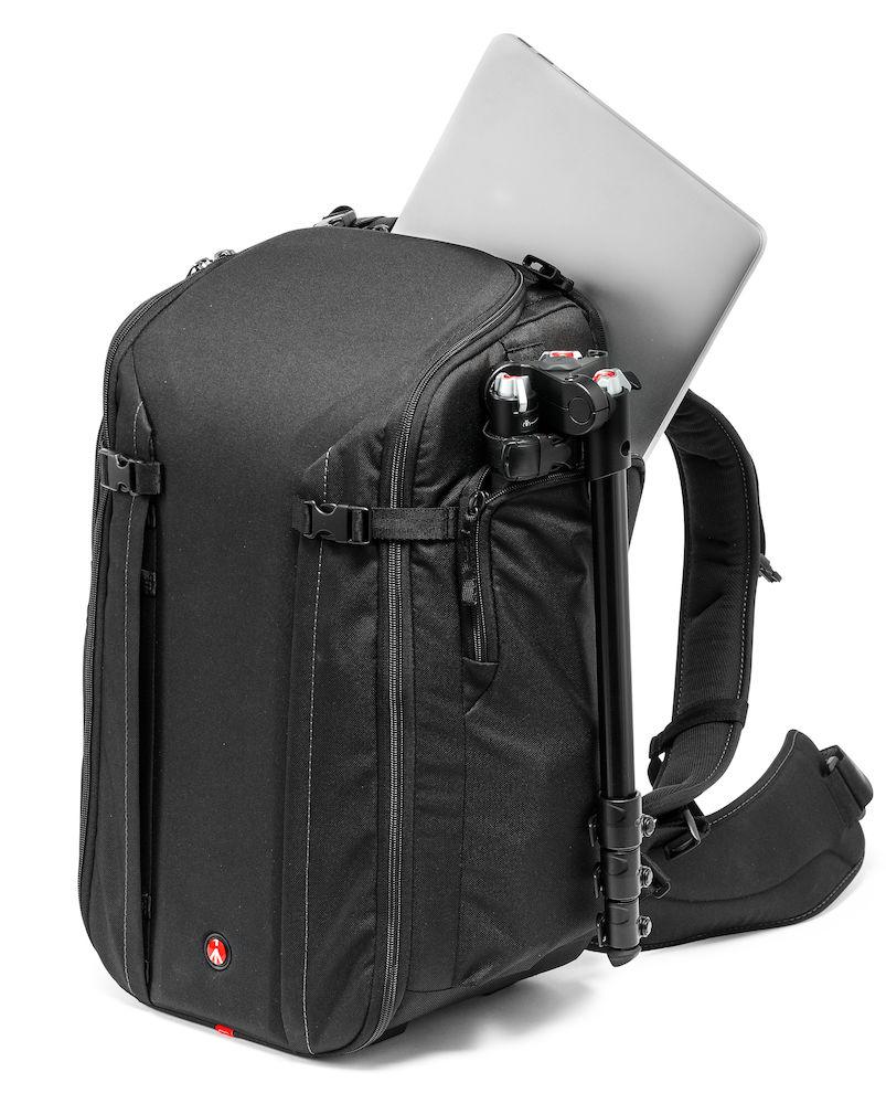 Mochila Manfrotto Professional Backpack 50 con portátil y trípode