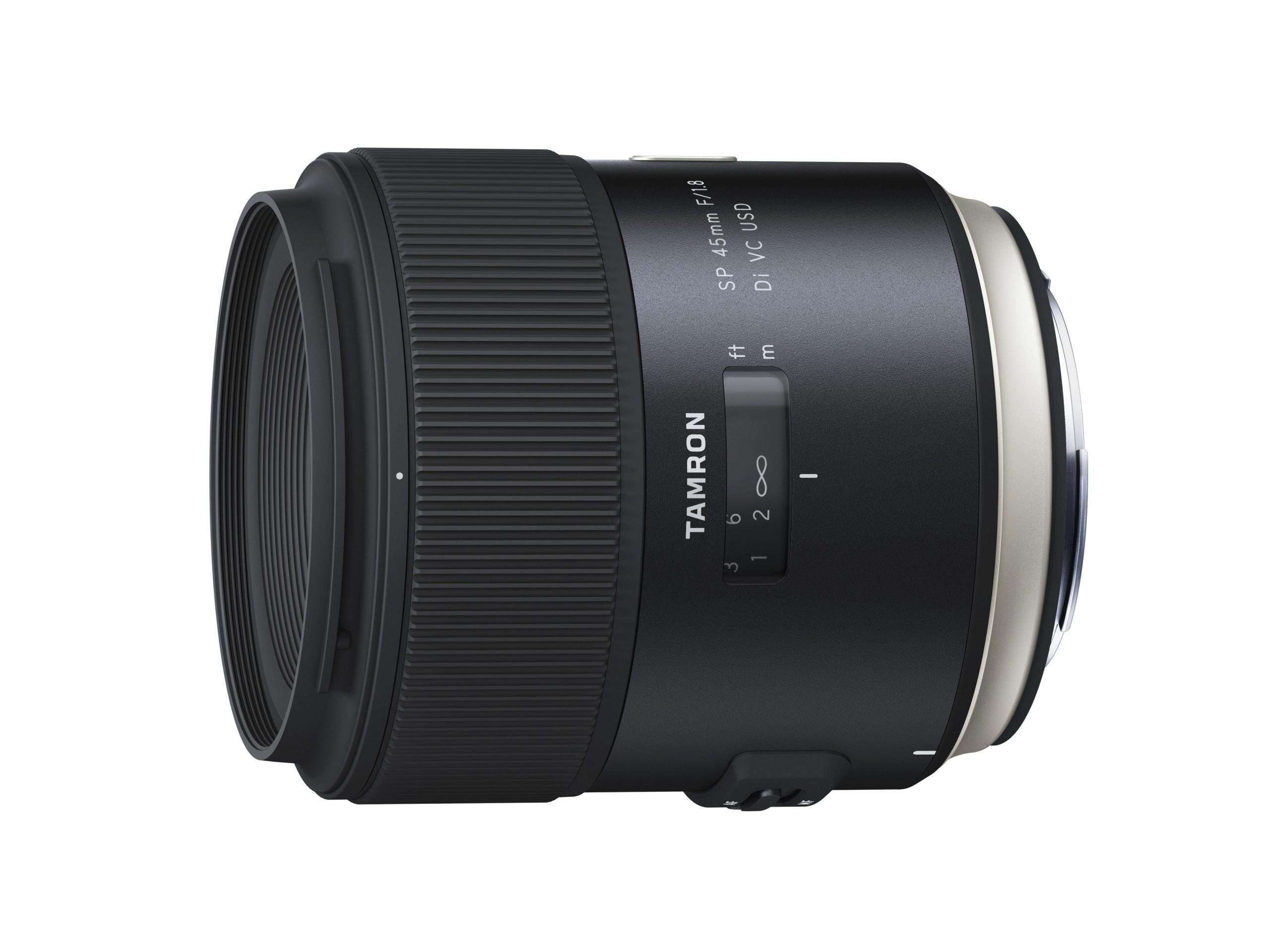 Tamron SP 45mm F1.8 Di VC para Canon, Nikon o Sony