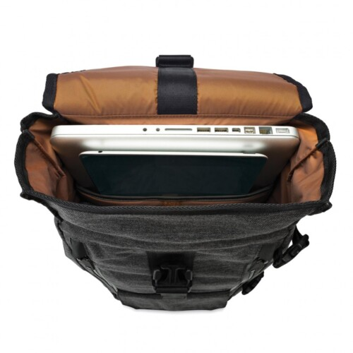 Mochila Lowepro StreetLine BP-250 bolsillos superiores portatil iPad