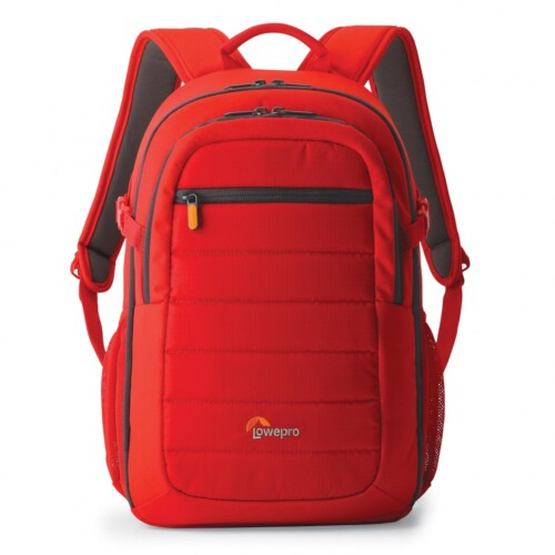 Mochila Lowepro Tahoe BP 150 color rojo
