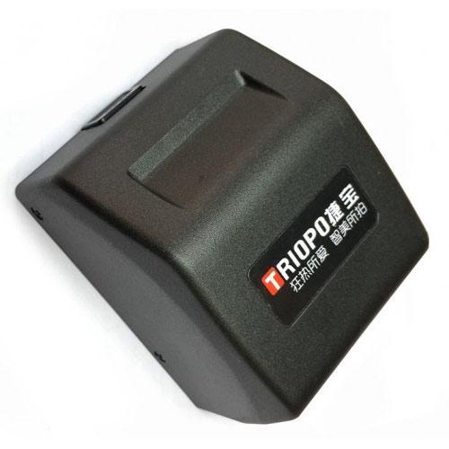 Batería extra Triopo F3 500 rotada
