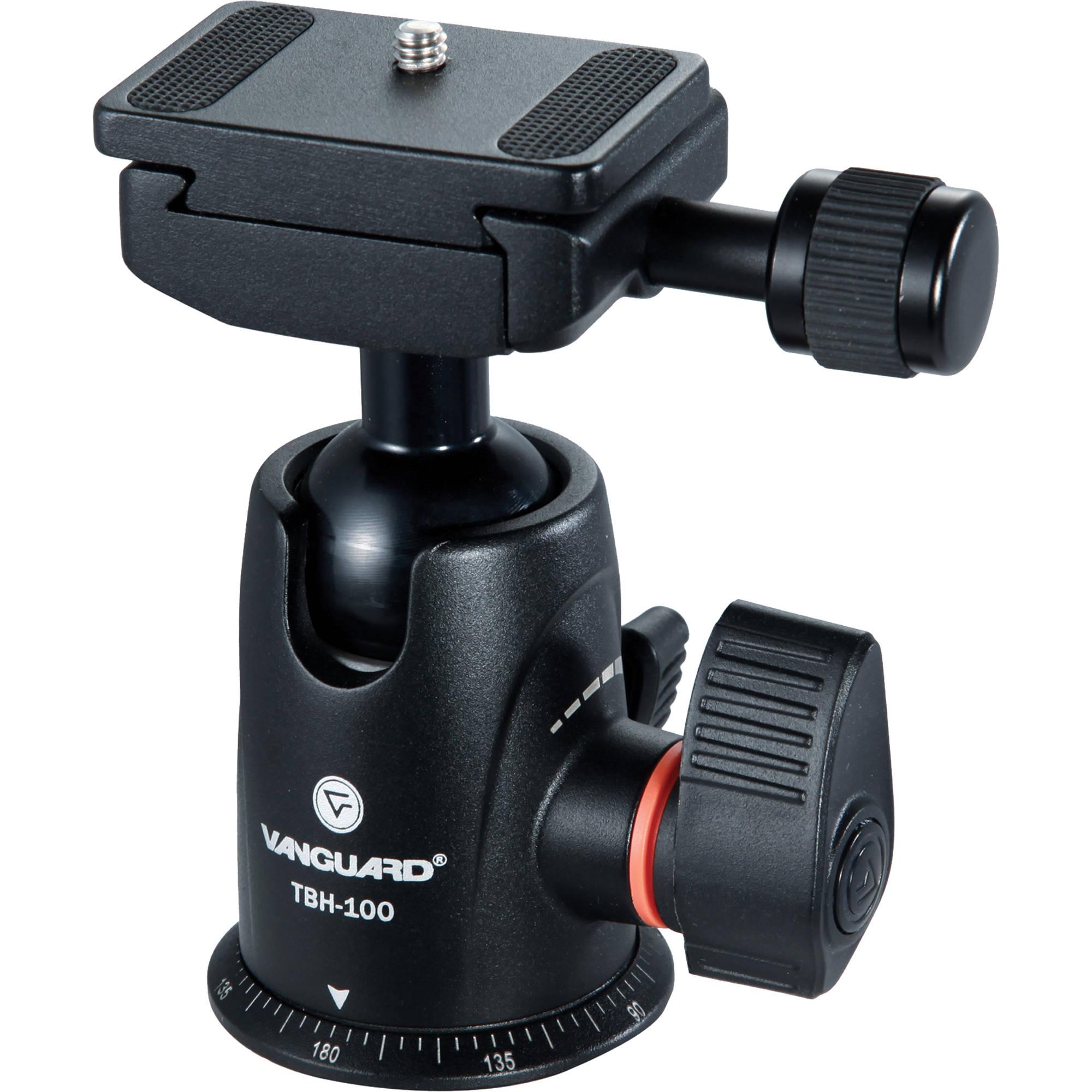 Rótula de bola para trípode Vanguard TBH-100 magnesio