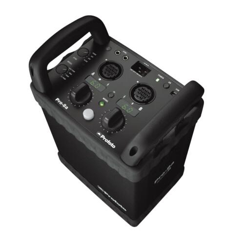 Generador Profoto Pro 8A Air de 1200 o 2400W