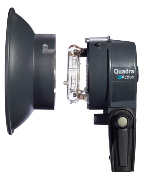 Elinchrom Quadra Action despiece reflector