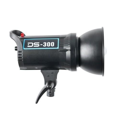 Flash de estudio Godox DS 300 detalle lateral