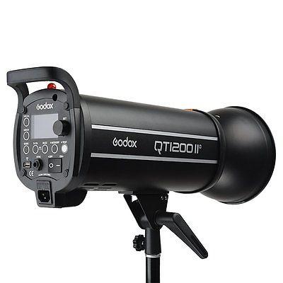 Godox QT-1200 II el flash de estudio con 1200W