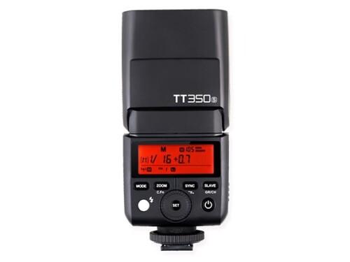 Godox TT 350 S vista LCD