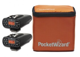 Kit 2 PocketWizard Plus IV con bolsa de transporte