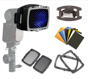 Lastolite Strobo Kit para flash compacto