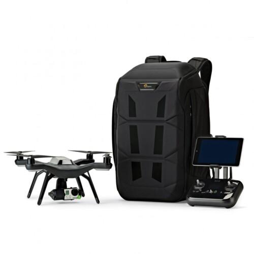 Lowepro DroneGuard BP 450 AW ejemplo drone 3DR