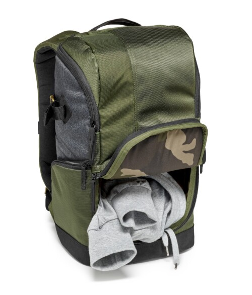 Manfrotto Street camera backpack para CSC bolsillo inferior